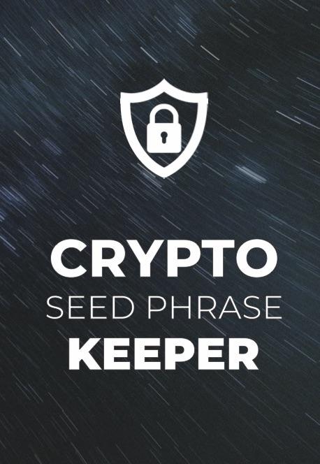 Crypto Seed Phrase Book